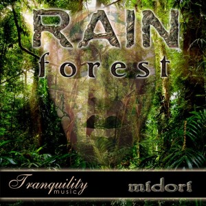 rain forest relaxation cd