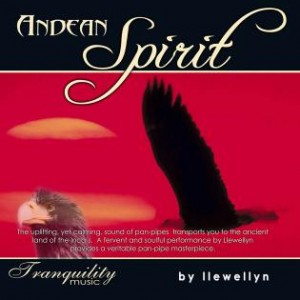 Andean spirit relaxation cd