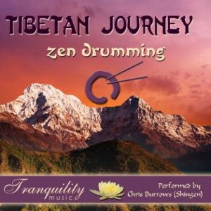zen drumming music cd
