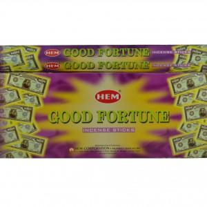 hem good fortune incence sticks