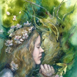 Beltane greetings card julia jeffrey