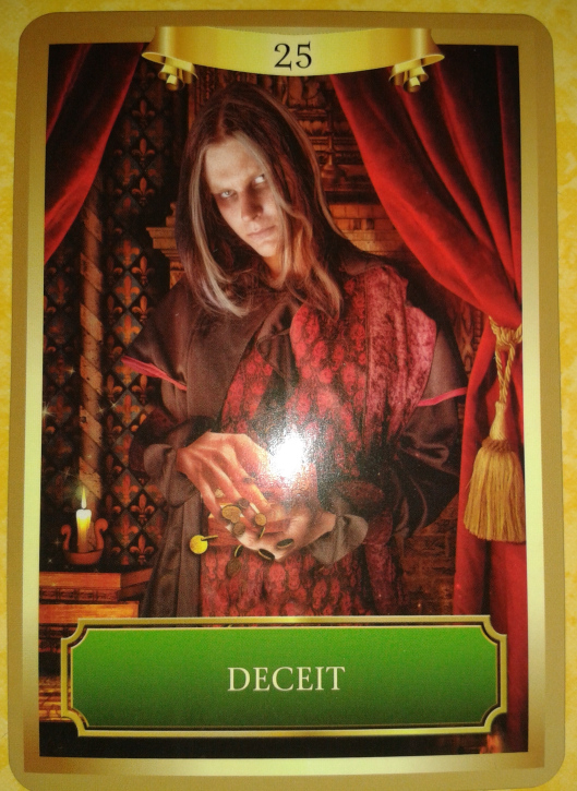 Energy Oracle Cards Sandra Anne Taylor Mystic Wish