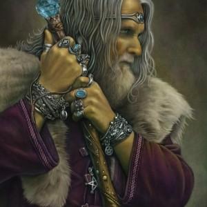 eron goth wiccan fantasy