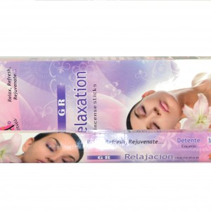 spa relaxation incense stick