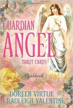 guardian angel tarot cards doreen virtue radleigh valentine