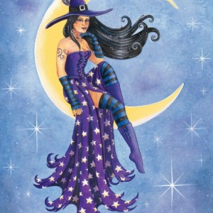 moon witch esther remmington
