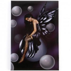 bubble fairy lisa magnet