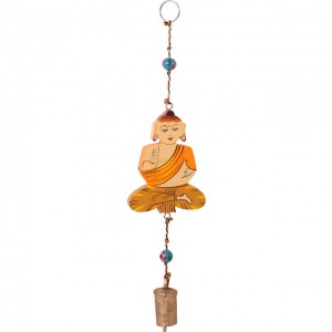 buddha luck charm mobile