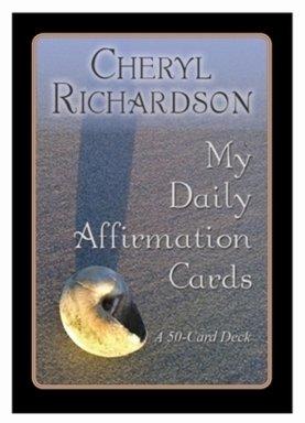 cheryl richardson oracle