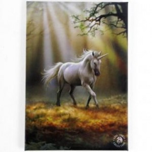 glimpse of a unicorn
