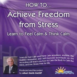 How to achieve freedom from stress learn to feel calm think.