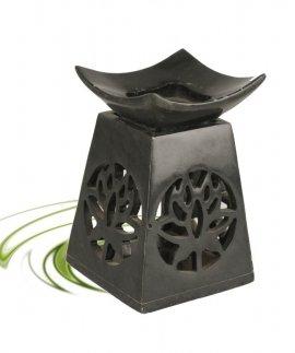 lotus soapstone oil burner