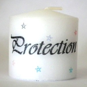 candle protection