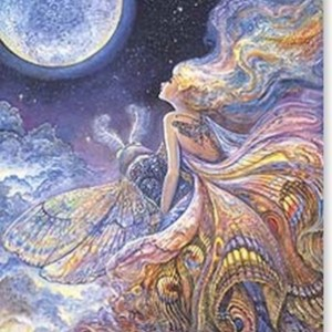 fly me to the moon josephine wall