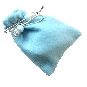 witches charm bag healing