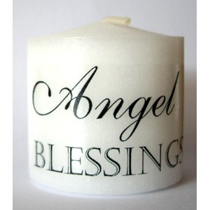 candle angel blessings