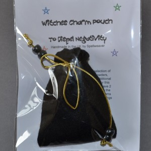 witches spell bag banish negativity