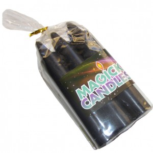 black magic spell candles
