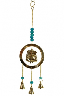 ganesh wind chime