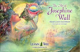 josephine wall greetings card gift box