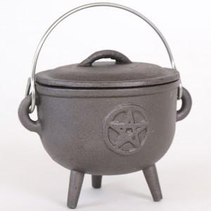 pentacle cauldron