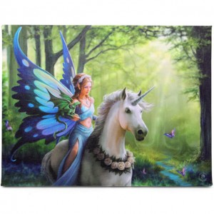 realm of enchantment canvas wall picture
