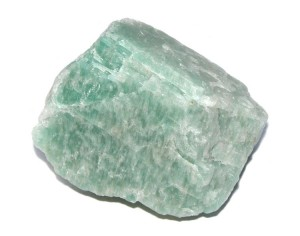 crystal of rough amaznite