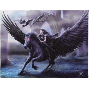 wall canvas by anne stokes realm of darkness