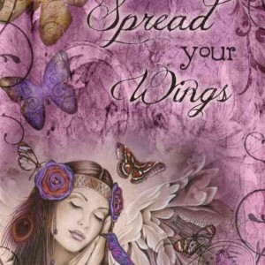 wall canvas jessica galbreth spread your wings