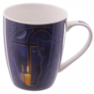 Cup / mug lisa parker midnight vigil