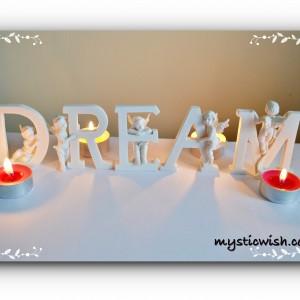 Letters cherub dream