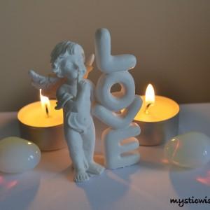 stand with love cherub