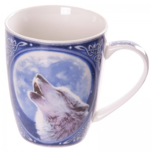 Wolf mug call of the wild