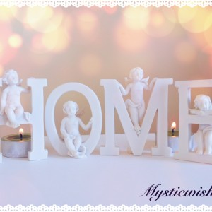 Letters cherub home