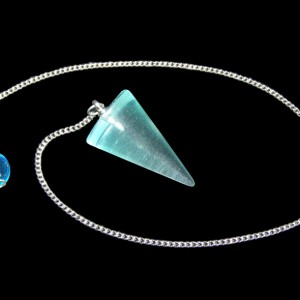 pendulum light blue obsidian
