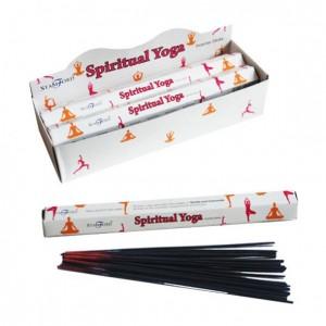 Sticks of incense spiritual yoga