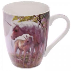 cup pink unicorn