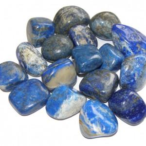 crystal tumblestone lapis