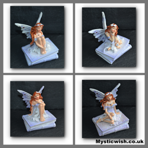 Fairy Lilac Glitter