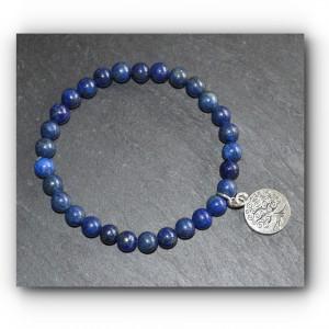 bracelet tree of life lapis