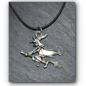 necklace cord witch