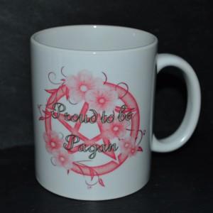 Pagan mug cup proud