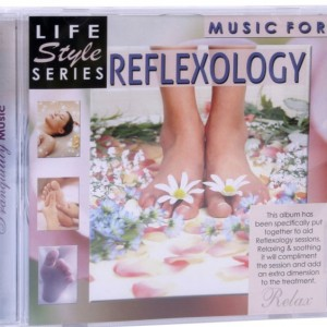 reflexology mustic cd