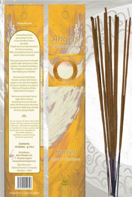 angel incense haniel
