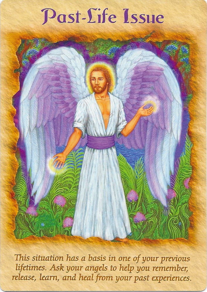 Angel Therapy Oracle Cards Doreen Virtue Mystic Wish