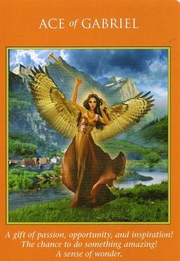Archangel Power Tarot Cards Mystic Wish