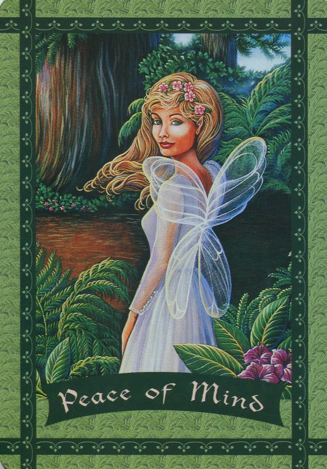 Healing With The Fairies Oracle Cards Doreen Virtue