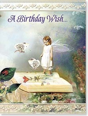 Fairy tales birthday greetings card mystic wish fairy tales birthday greetings card bookmarktalkfo Image collections