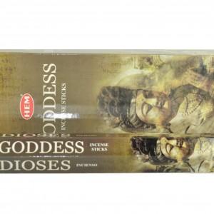 hem goddess incense cones