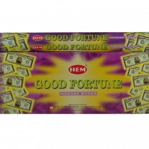 hem good fortune incence sticks
